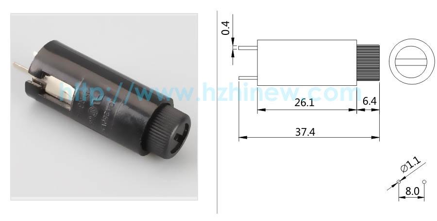 http://www.hzhinew.com/fuse-holder-fuse-box-h3-24.html