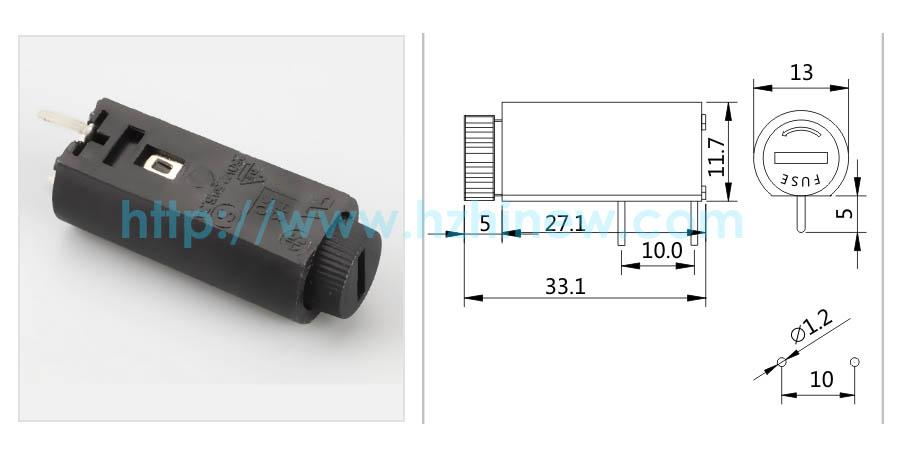 http://www.hzhinew.com/1-fuse-holderfuse-box.html