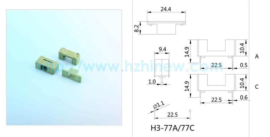 http://www.hzhinew.com/fuse-holder-fuse-box-h3-77ah3-77b.html