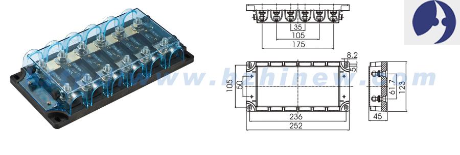 http://www.hzhinew.com/1-fuse-holder6-way-plug-fuse-holdercar-insurance-seat-banl-b6.html