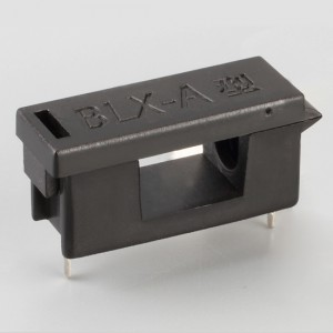 pcb mount fuse holder, 250V, 10A, 5 x 20mm | HINEW-H3-79