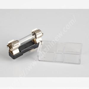 10a fuse holder,6x30mm,250V,PBT,MF550 | HINEW