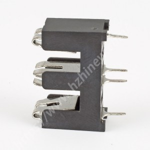 10a PCB fuse holder,250V,6x30mm,H3-77C   HINEW
