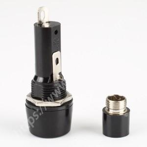 20 amp panel mount fuse holder,250v,5x20mm,H3-52B | HINEW