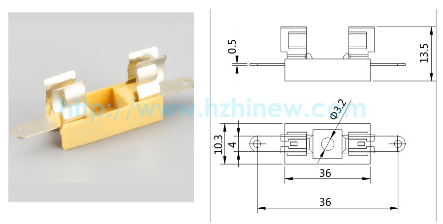 http://www.hzhinew.com/pcb-board-mounting-fuse-holder-h3-10a.html