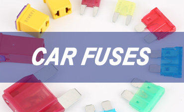 Car fuses, also called automotive fuses, are a type of fuse that protect the electronics within a vehicle from short circuit or overcurrent.