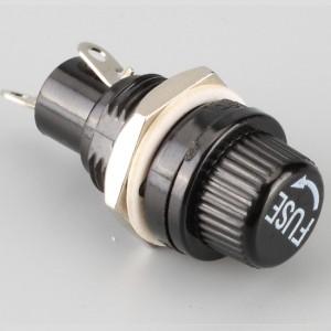 10 amp panel mount fuse holder-H3-12B | HINEW
