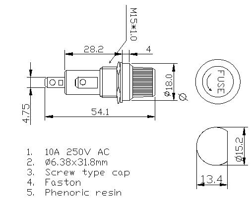 https://www.hzhinew.com/6x30mm-panel-mount-fuse-holder250v-10ah3-13-hinew-product/