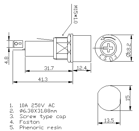 https://www.hzhinew.com/6x30mm-fuse-holder-panel-mount30-amp250-volth3-22-hinew-product/