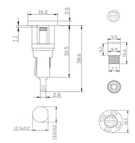 https://www.hzhinew.com/mini-fuse-holder-blockpanel-mount5x20mm250v-10amph3-54c-hinew-product/