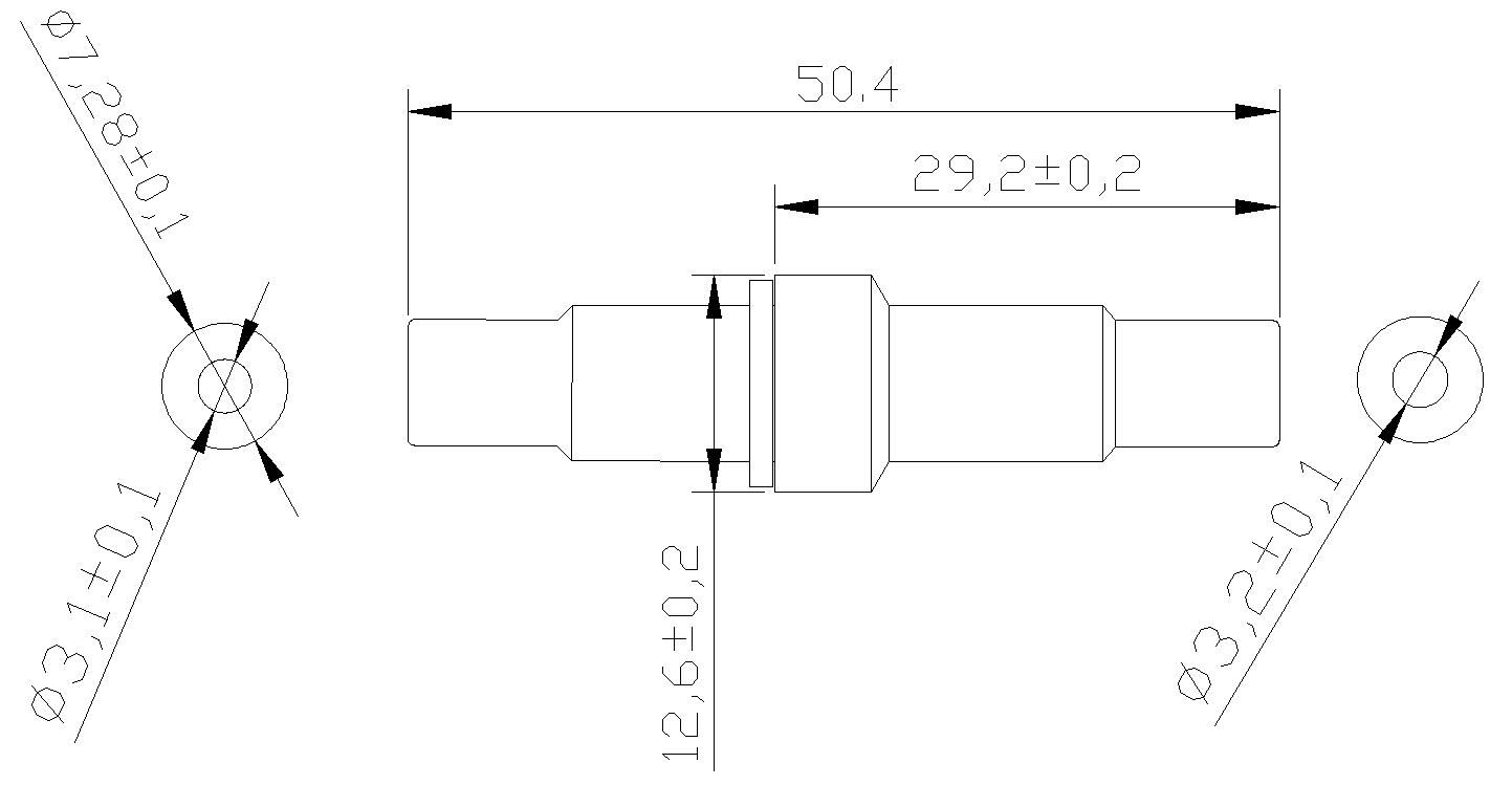 Inline fuse holder 250v H3-89 Datasheet