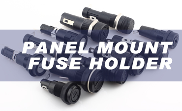 Panel Mount Fuse Holders