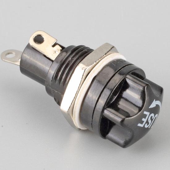 Screw cap panel mount fuse holder-H3-26 | HINEW Featured Image
