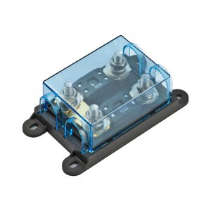 fuse block holder,4-way,40A,150V | HINEW-ANM-B2
