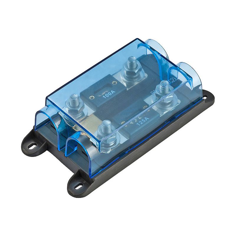 factory Outlets for 40a Fuse Holder - Fuse Holder/2-way plug fuse holder/Car fuse holder BANL-B2 – HINEW Electric Featured Image