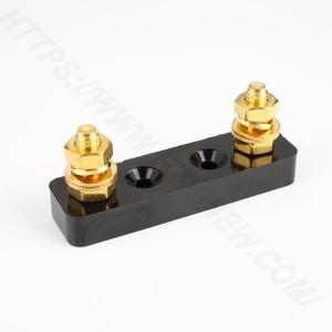 Car fuse clip,12-500V,20-200A,Black,ANS-800 | HINEW
