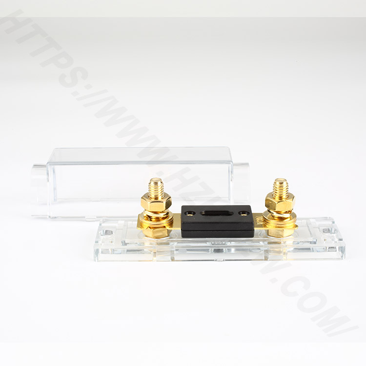Car stereo fuse holder,12-5000V,20-200A,Medium,ANS-500A | HINEW Featured Image
