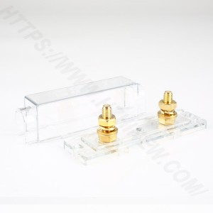 Car stereo fuse holder,12-5000V,20-200A,Medium,ANS-500A | HINEW