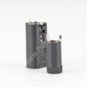 Fuse holder pcb,5×20,10A,250V,H3-50B | HINEW