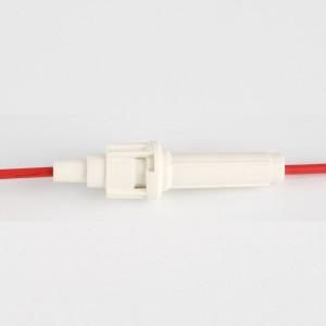 In-line fuse holder,10 amp,250V,6x30mm,H3-06 | HINEW