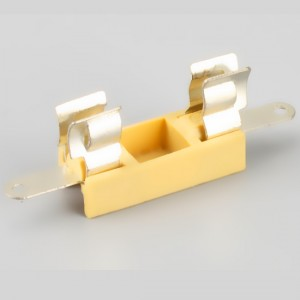 fuse holder PCB panel mounting 20x5mm | HINEW