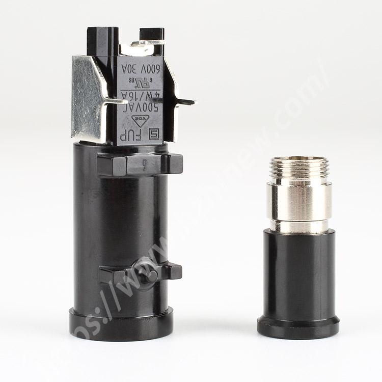 pcb mounted fuse holder